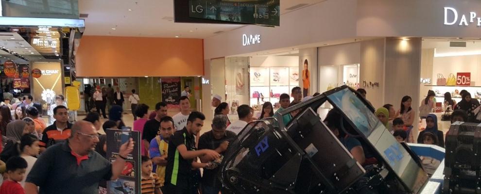 Fly-Motion в Малайзии